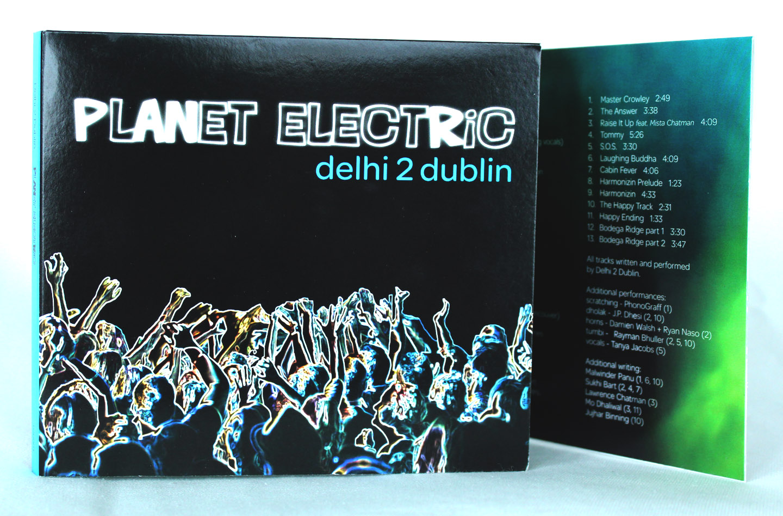 Delhi 2 Dublin: Planet Electric, 2010