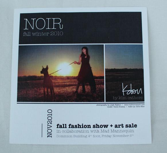 kdon - promotional flyer