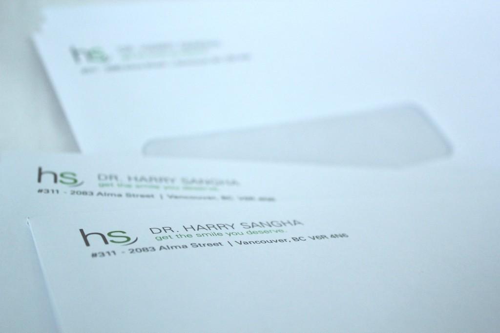 Dr. Harry Sangha - branding