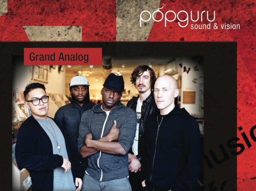 Popguru - SXSW laminate